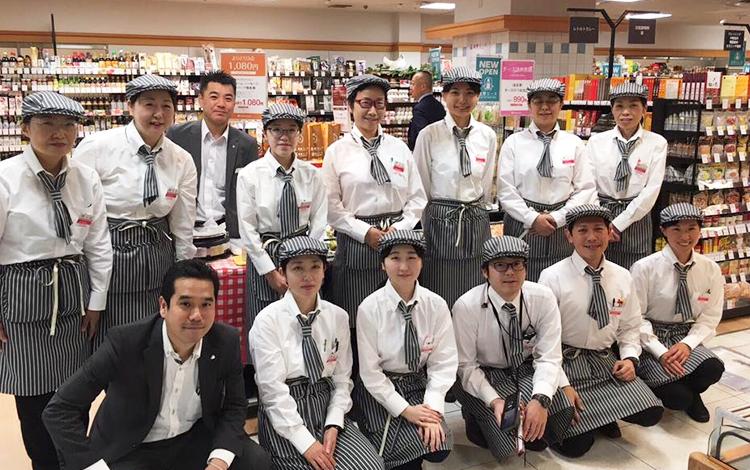 北野エース 函館丸井今井店