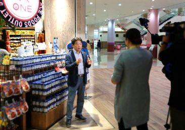 KITANO ACE ONE アリオ八尾店が取材を受けました!