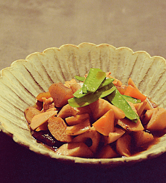 和食のいろは 「ろ」筑前煮